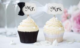 Hochzeit Muffins