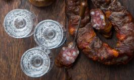 Vodka: Wie man ihn pur trinkt