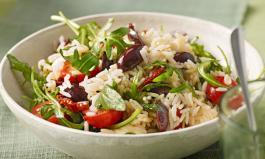 Italienischer Reissalat