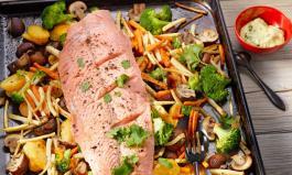 Lachs: Rezepte für den beliebten Fisch