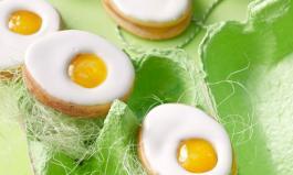 Ostereierkekse: ein schönes Ostergebäck