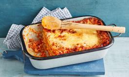 klassische Lasagne: Lasagne alla bolognese