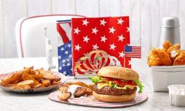 Snacks der amerikanischen Küche