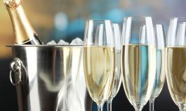 Sektkühler zum Kühlen von Sekt, Wein und Champagner