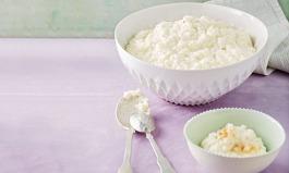 Milchreis mit brauner Butter, Zucker und Zimt