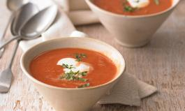 Thermomix Tomatensuppe