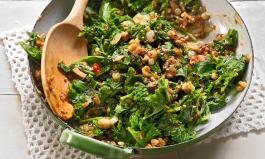 Grünkohl zubereiten: So wird es lecker und würzig