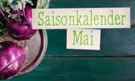 Saisonkalender Mai