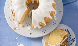 Apfel-Eierlikör-Kuchen