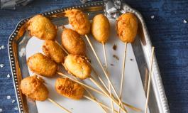 Food Pops: Corn Dogs