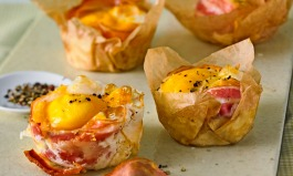 Frühstück-Muffins
