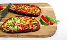 Omelett-Sandwich