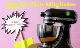 KitchenAid im Club