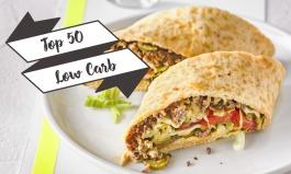 Top 50 Low Carb