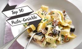 Top 50 Pasta-Gerichte