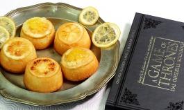 Lemon Cakes  alla Sansa