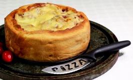 Pizza-Kuchen