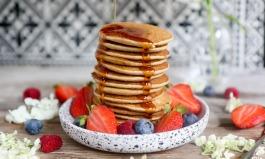 Gesunde Pancakes aus nur 3 Zutaten
