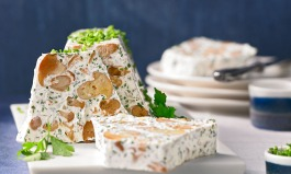 Pfifferlinge Terrine