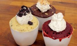 Top 3 Tassenkuchen: Nutella, Oreo und Red Velvet