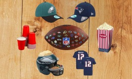 Super Bowl Equipment