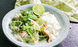 Tom Kha Gai Suppe