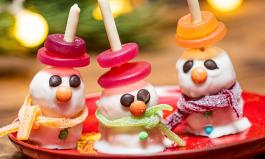 Weihnachtliche Süßigkeiten