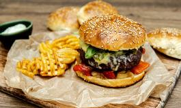 Bourbon Burger