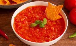 Salsa-Dip selber machen