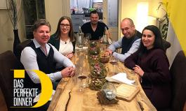 Das perfekte Dinner aus Augsburg 2021
