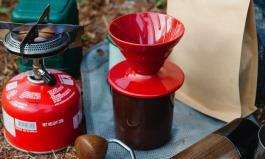 Kaffee kochen im Wohnmobil