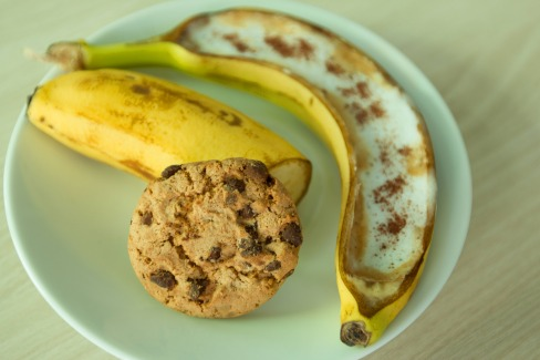 Bananen Latte