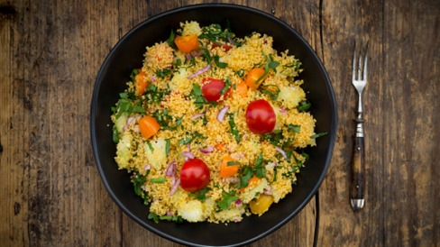 Mit (Pseudo-)Getreide aller Art können wir kreativ kochen