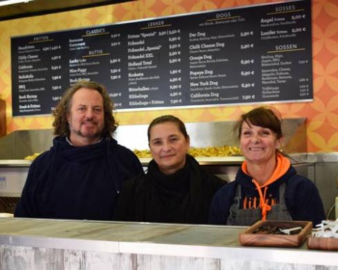 Juut Food Bonn Crew