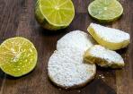 Lime Meltaways - herrliche Limetten-Kekse
