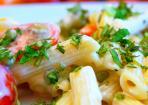 Chicken Penne – Pasta mit Hähnchenfleisch