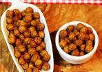 Low Carb und vegan: Der Kichererbsen-Snack