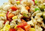 Türkischer Reissalat: perfekt für den nächsten Grillabend
