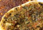 Türkische Pizza vegan