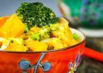 Lecker süß und würzig: Curry mit Süßkartoffeln
