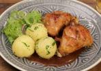 Kaninchenbraten nach Thüringer Rezept