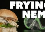 Frying Nemo: leckerer Fisch-Burger
