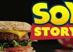 Soy Story: Burger mit asiatischer Note