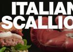Italian Scallion: italienischer Burger-Genuss