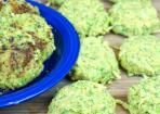 Brokkoli Bratlinge – vegan, glutenfrei und einfach zuzubereiten
