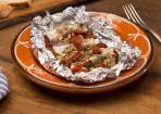 Gemüse-Päckchen vom Grill