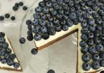 Schokoladen-Blaubeertorte