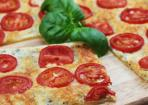 Tomaten-Basilikum-Tarte