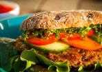 Azuki-Bohnen-Burger: Trend aus Südostasien