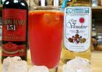 Zombie Cocktail - fruchtigere und weniger starke Variante